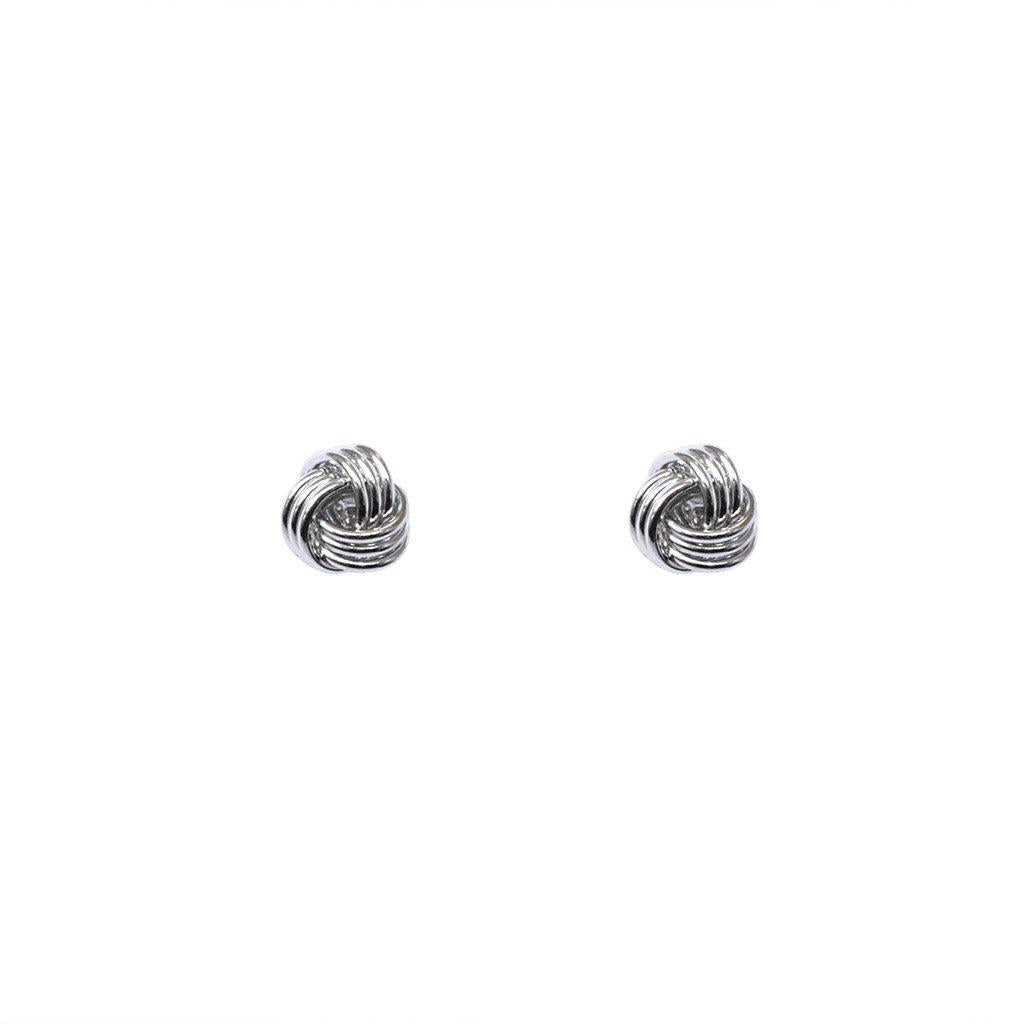 NOVELLO STERLING SILVER STUDS