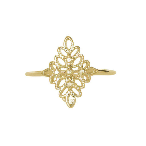 ORIN GOLD FILLED RING