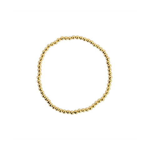 PARDES BUBBLE GOLD PLATED BRACELET