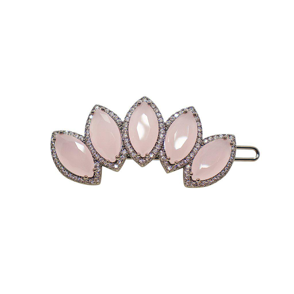 PRENE PINK FAN HAIRPIN