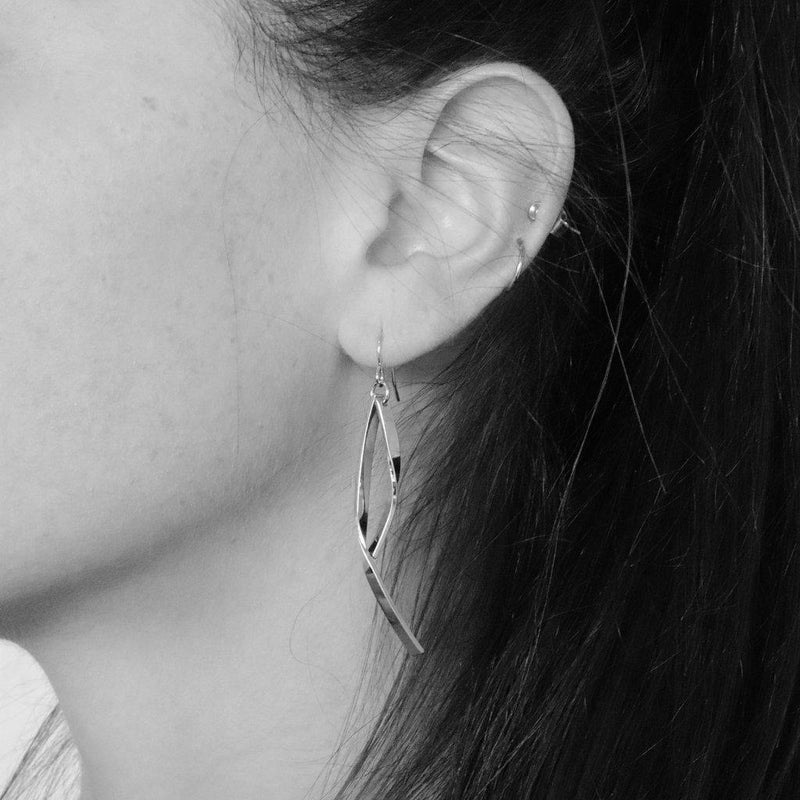 ROTEM STERLING SILVER EARRINGS