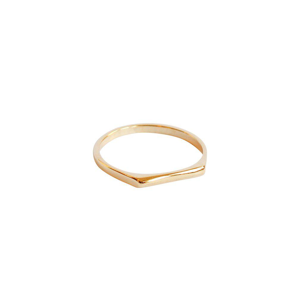 RAYA GOLD FILLED RING