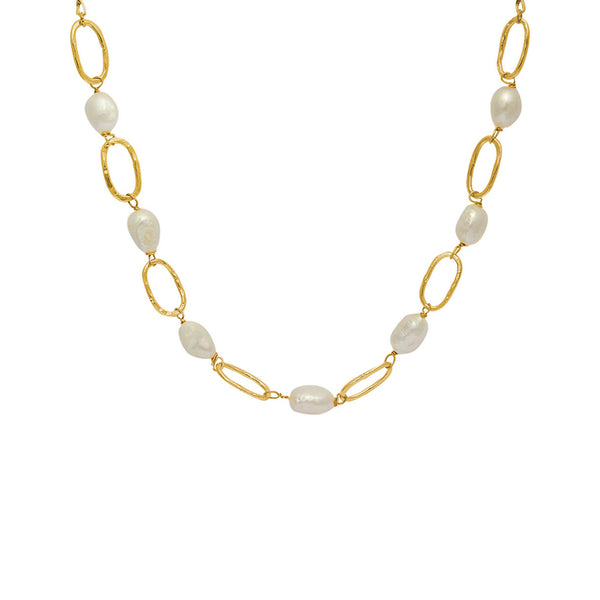 SEEPO FRESHWATER PEARL NECKLACE
