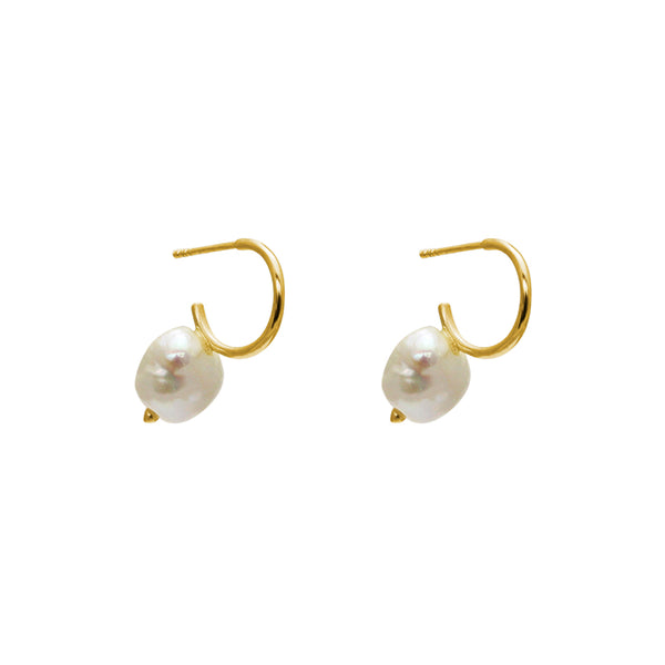 ALAH PEARL EARRINGS