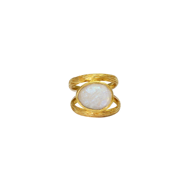 EMI MOONSTONE RING