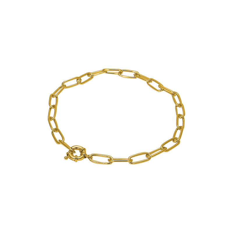 MILIA LINK CHAIN NECKLACE