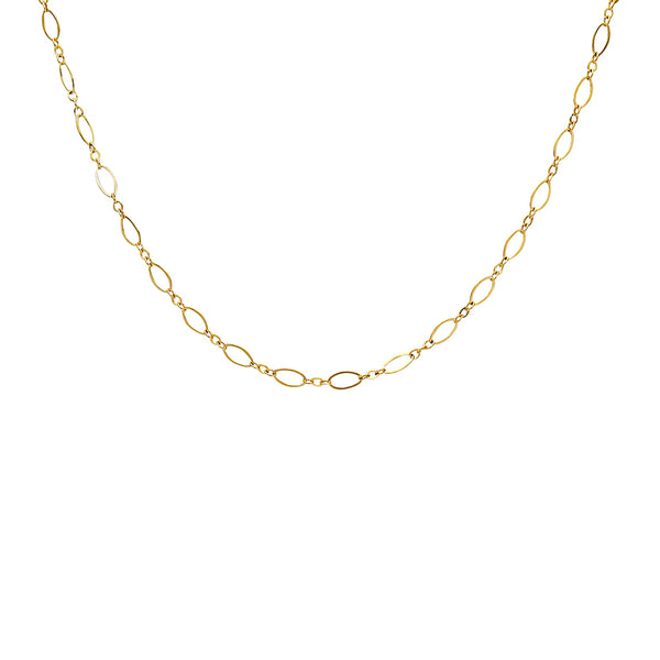 Large Link Gold Chain