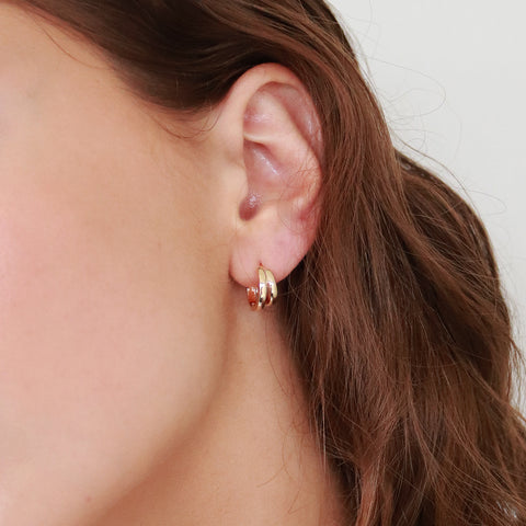 AMARI HOOP EARRINGS