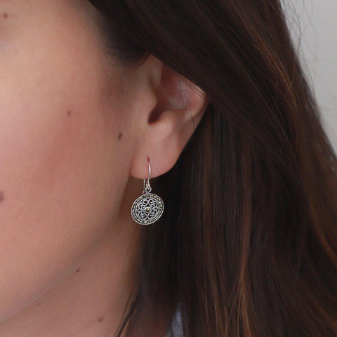 BARA FILIGREE EARRINGS
