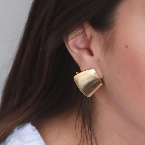 BASIA GOLD EARRINGS