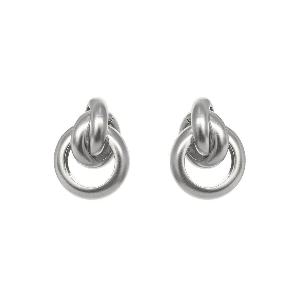CAILEE SILVER FASHION EARRINGS