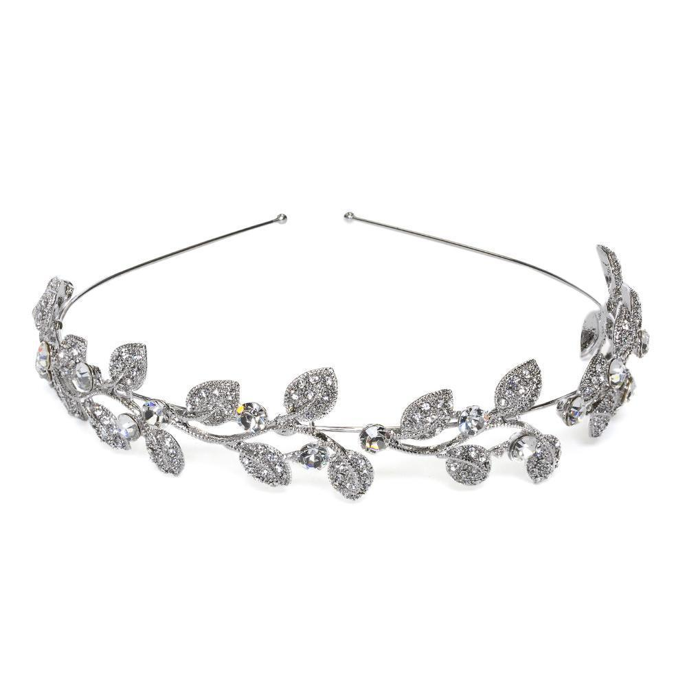 CHARIS CRYSTAL HEADPIECE