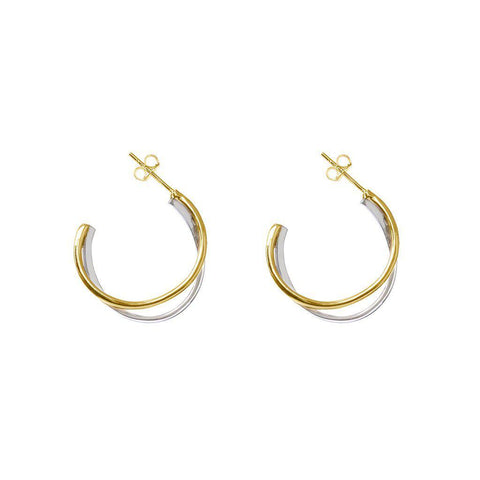 CHASE HOOP EARRINGS