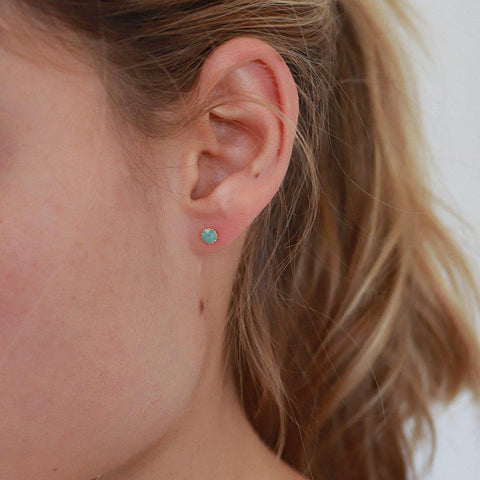 CLEVA AQUATIC CRYSTAL 2 MICRON GOLD STUDS