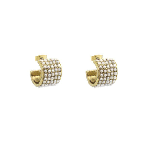 HAMAL PEARL EARRINGS