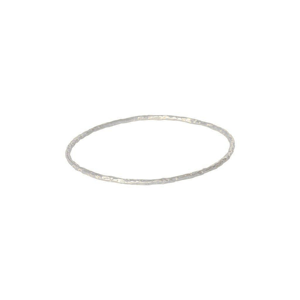 ITZEL STERLING SILVER BANGLE BRACELET