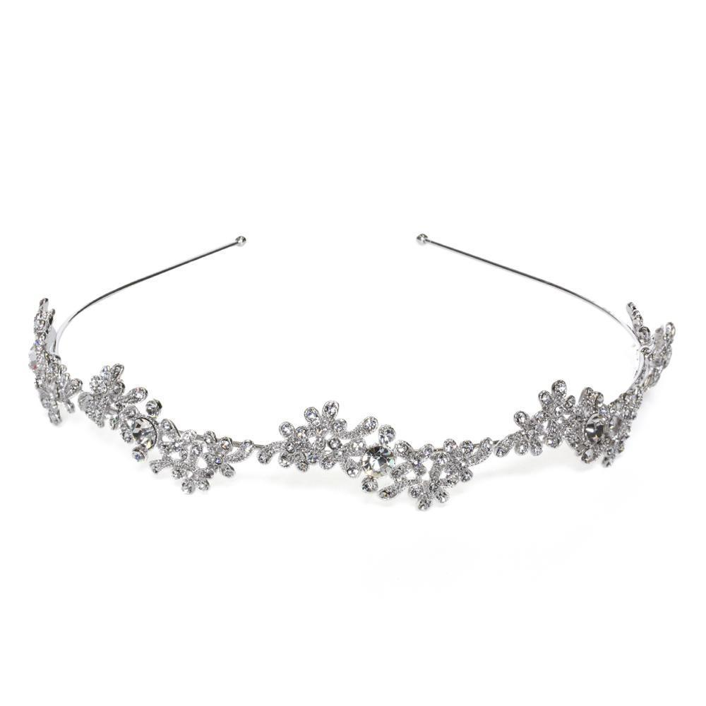 KINSLEY CRYSTAL HAIRPIECE