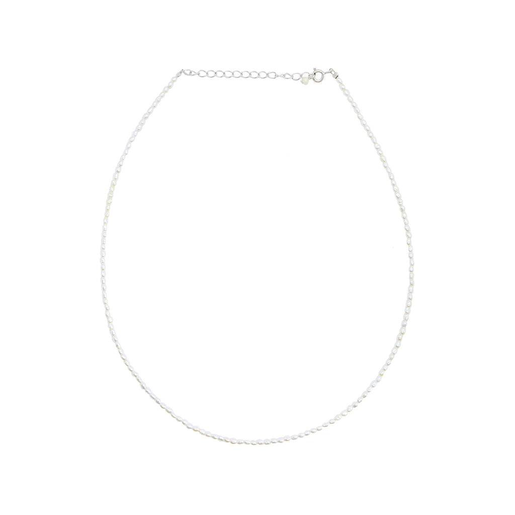 LEILANI SMALL FRESHWATER PEARL NECKLACE
