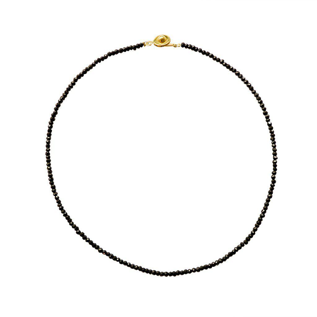 LIBI ONYX SEMI-PRECIOUS NECKLACE