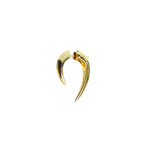 MEGAN SMALL GOLD SINGLE EARRING