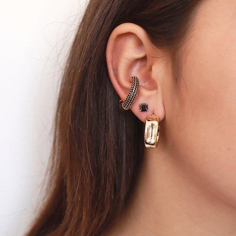 ONYA GOLD EARRINGS