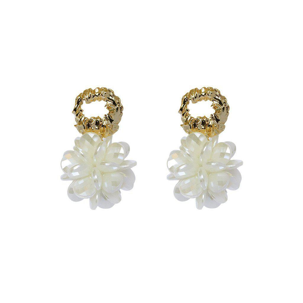 PIPER FLOWER EARRINGS