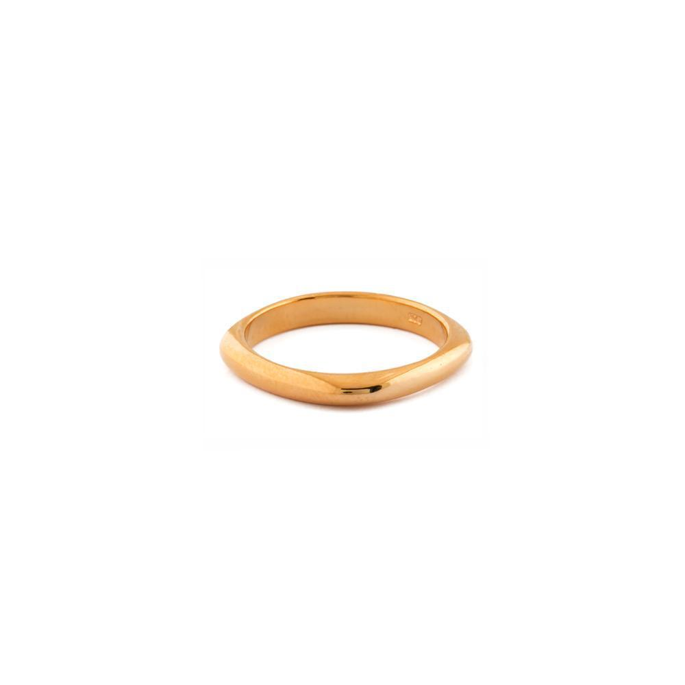 RAE ROSE GOLD SQUARE RING