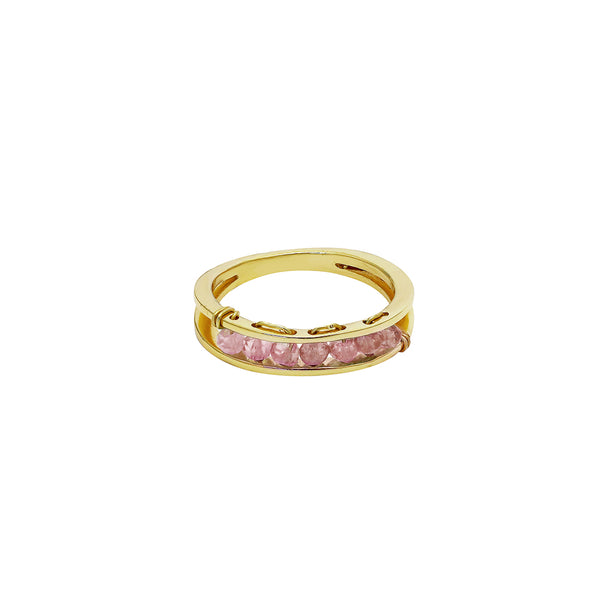 Sanaa semi precious ring
