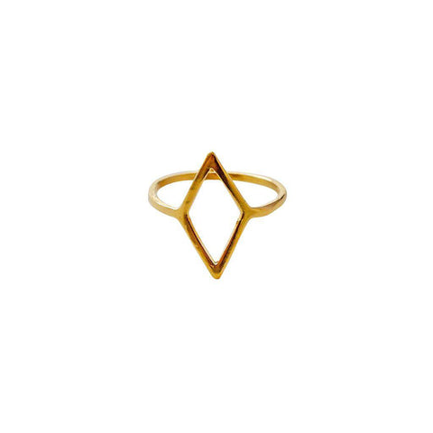 SHAINA GOLD FILLED RING