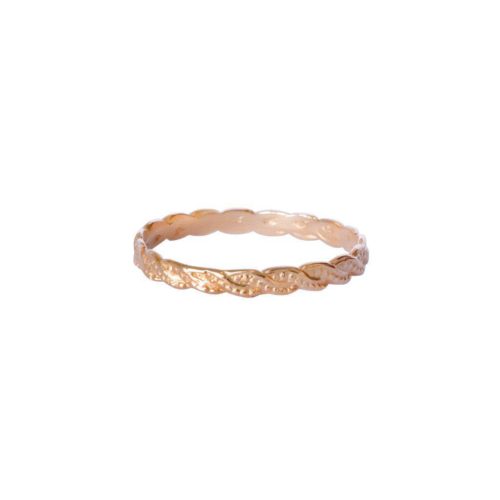 SHILOH GOLD FILLED RING