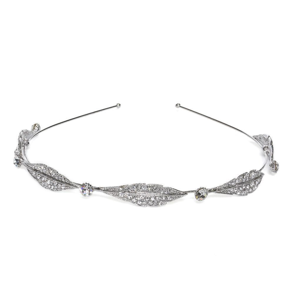 TIVOLI CRYSTAL HEADPIECE-Headpieces-MEZI