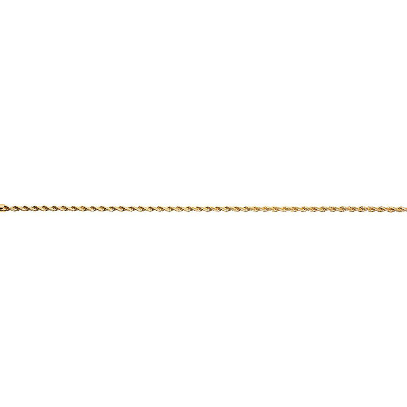 UJA GOLD FILLED ANKLET