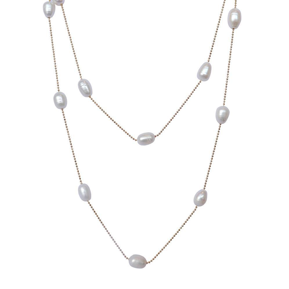 YAEL FRESHWATER PEARLS NECKLACE