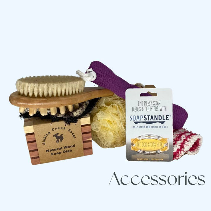 Sinking Creek Soap Accessories