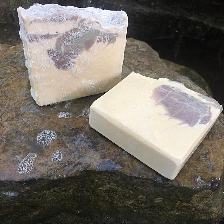 Lavender Goat Milk Soap FREE SHIPPING!