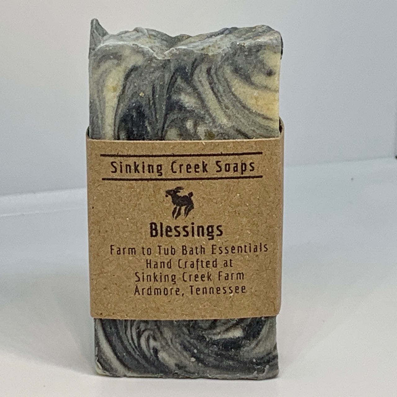 Blessings Goat Milk Soap FREE SHIPPING!