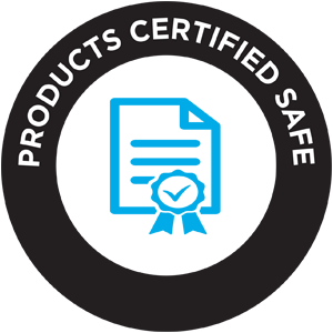 Eagle Protect Products Certified Safe