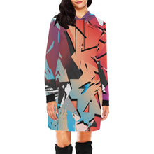 Warm Feeling Hooded Dress