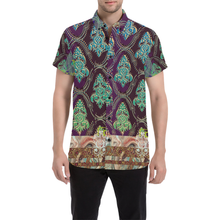 The Marauder Short Sleeve Button Up