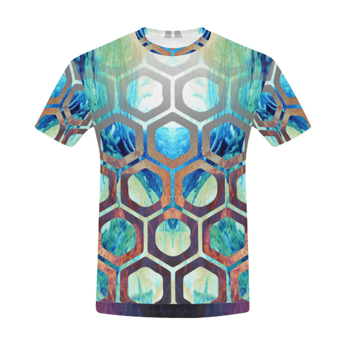 Light From Above Sublimated Tee