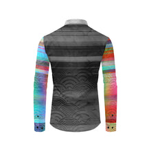Technicolor Synthesis Casual Dress Shirt
