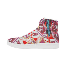 Attack of the Killer Kimono Canvas Sneakers