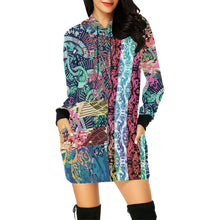 Habitual Rhythms Hooded Dress