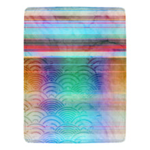 "Spectrum Synthesis Ultra-Soft Micro Fleece Blanket 60""x80"""