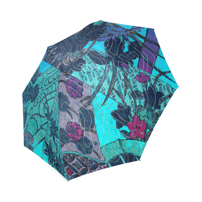 Peninsula Scrap Umbrella