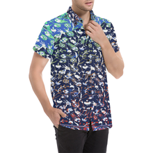 The Rug Dr Short Sleeve Button Up