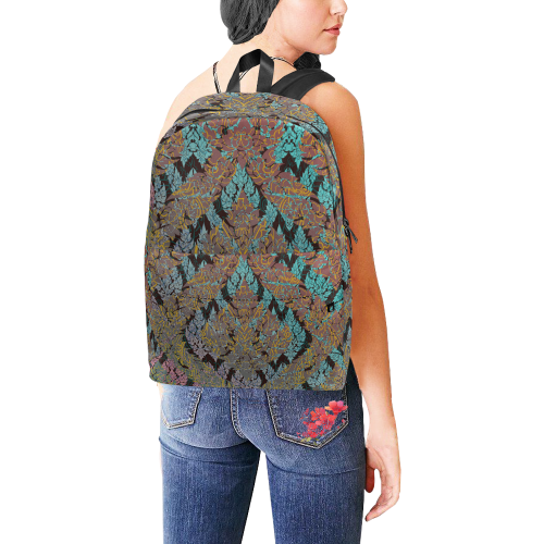 Thai Dye Backpack