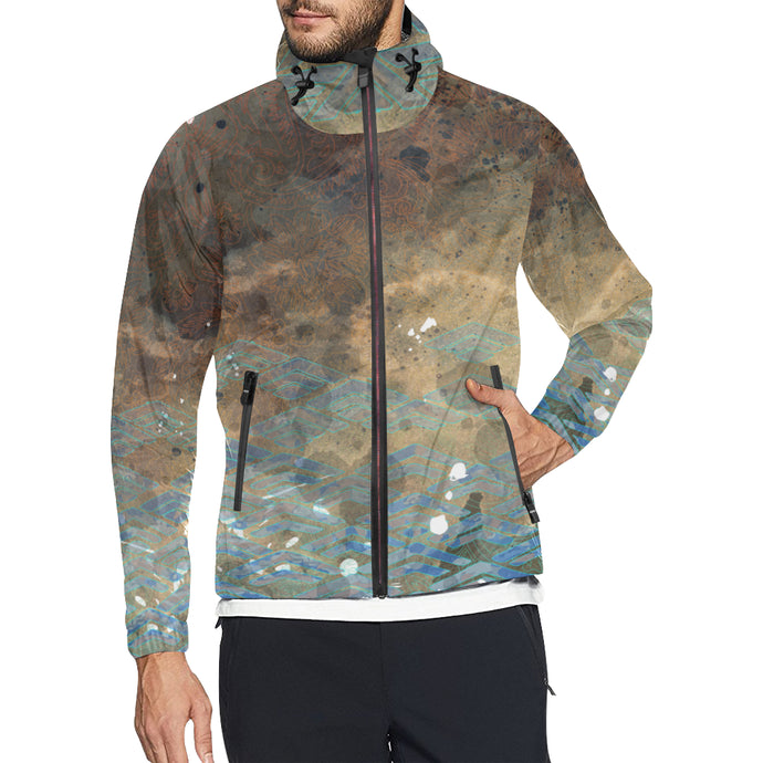Quicksand Windbreaker