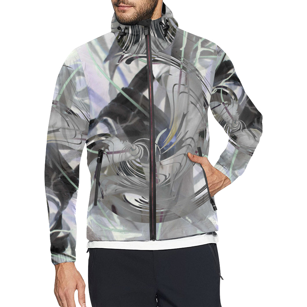 Life Cycle Windbreaker