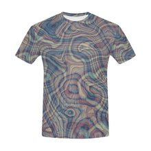 Reflective Tendencies Sublimated Tee
